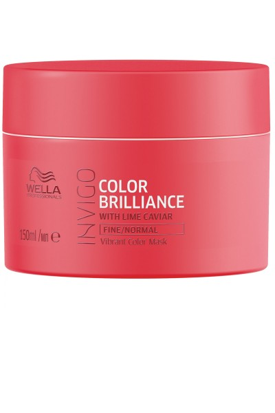 Wella Invigo Color Brilliance Mask (Feines Bis Normales Haar) 150 ml