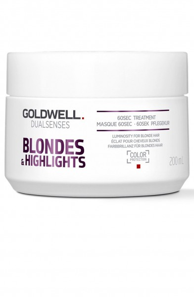 Goldwell Dualsenses Blonde & Highlights 60 Sec Treatment 200 ml