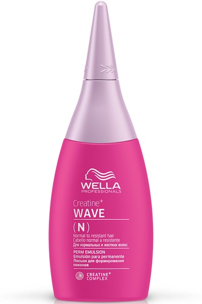 Wella Creatine + Wave Perm Emulsion 75 ml > N