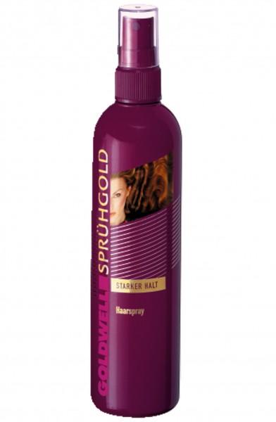 Goldwell Sprühgold Pumpspray starker Halt Non-Aerosol 200 ml