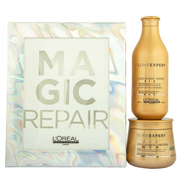 Loreal Serie Expert Repair Box 250ml + 300 ml