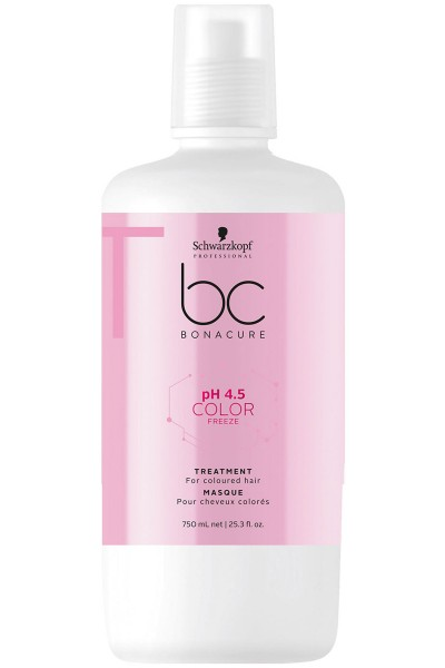 Schwarzkopf Professional BC pH 4.5 Color Freeze Masque
