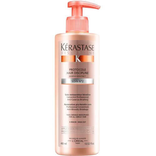 Kerastase Discipline Protocole Soin No:2 Restorative pro-keratin care