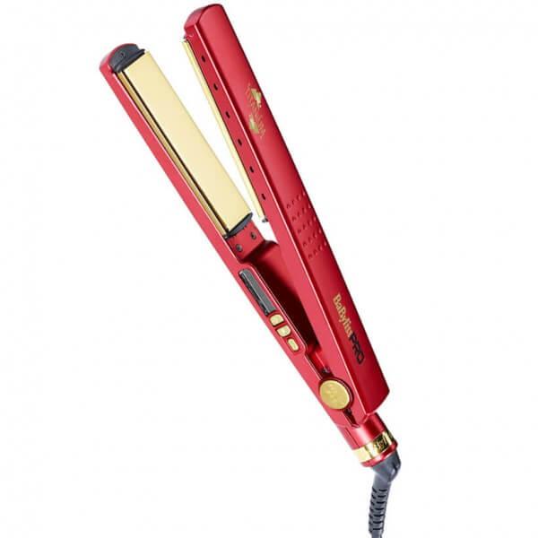 Babyliss Pro BAB3091RDTE Red Titanium Glätteisen (Haarglätter)