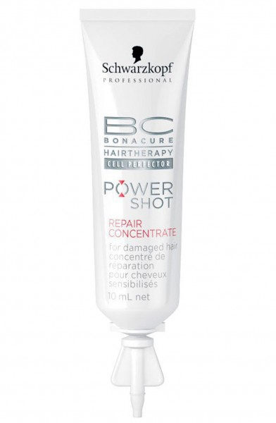 Schwarzkopf Professional BC Expert Power Shot Repair Concentrate