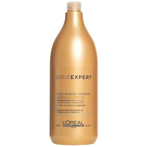 Serie Expert Absolut Repair Gold Quinoa Protein Shampoo 1500ml