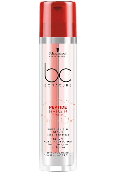 Schwarzkopf Professional BC Peptide Repair Rescue Nutri-Shield Serum