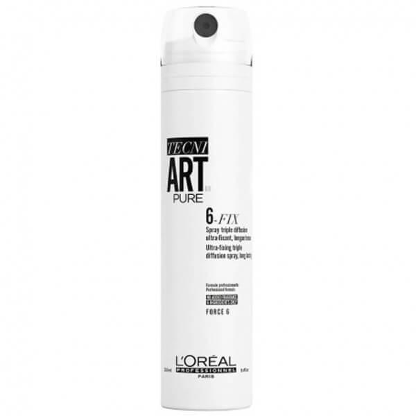 L'Oréal Professionnel Tecni.Art Pure 6-Fix Haarspray 250 ml