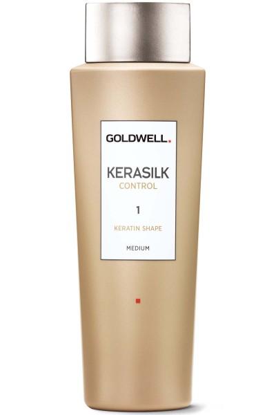 Goldwell Kerasilk Control Keratin Shape 1 500 ml > Medium