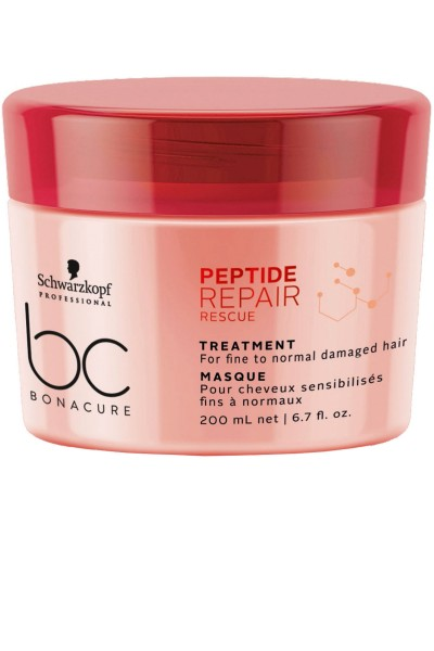 Schwarzkopf Professional BC Peptide Repair Rescue Treatment 200ml