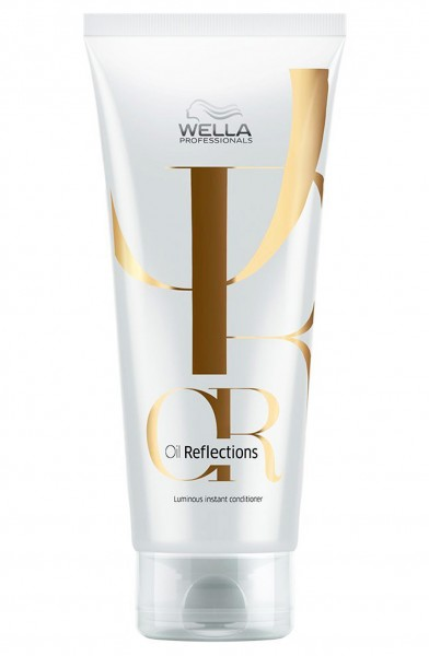 Wella Oil Reflections Conditioner für strahlenden Glanz 200 ml