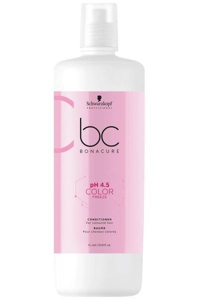 Schwarzkopf Professional BC pH 4.5 Color Freeze Conditioner