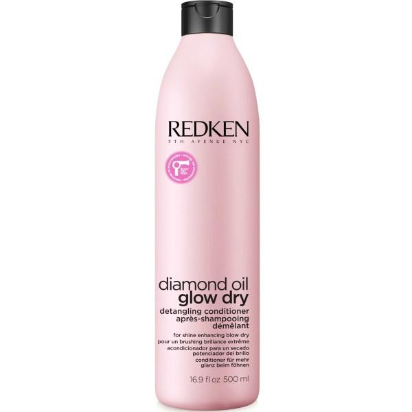 Redken Diamond Oil Glow Dry Conditioner 500ml