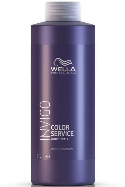 Wella Invigo Color Service Post Color Treatment
